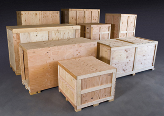 Crates and Containers
