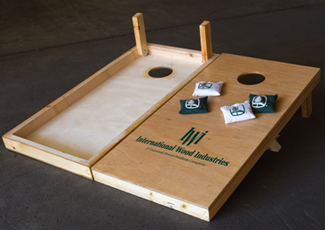 Cornhole Outdoor Games and Components